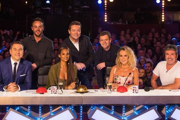 TV Sponsorship BGT | TV Advertising.co.uk